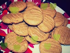 PB2 Cookies - Going to try with PB2 chocolate! 45 cals per cookie
