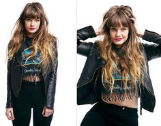 bangs and color love
