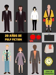 Este año Pulp Fiction cumple 20 años http://zonadecronopios.wordpress.com/2014/08/18/este-ano-pulp-fiction-cumple-20-anos/