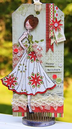 just my style: Christmas in July Blog Hop!!