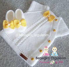 Crochet For Kids, Crochet Baby, Baby Kids, Baby Boy, Baby Vest, Crochet Poncho, Crochet Fashion, Baby Knitting Patterns, Diy And Crafts