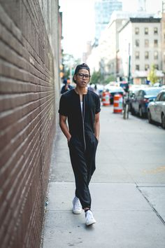 So I Wore A Jumpsuit… Testing The Waters With The... | Closet Freaks | Menswear Blog By Anthony Urbano