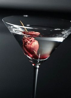 I've been on both sides of this martini...