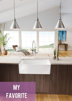 Sink & faucet love - Blanco