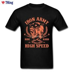 Check lastest price Iron Army Motor T Shirts Men Boy Plus Size Short Sleeve Bespoke tshirt New Arrivals Brand Clothing Swag Round Neck 3d T-Shirt just only $12.10 with free shipping worldwide  #tshirtsformen Plese click on picture to see our special price for you
