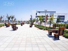ZANO Flash benches in Dubai.