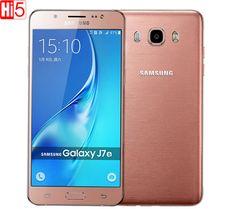 "Brand Name:                         Samsung                      Shipping: Free Shipping  US $199.99 - 201.31 / piece   Unlocked Samsung Galaxy J7 J7108 Mobile phone Dual Sim 5.5"" inch 16GB ROM 3GB RAM Octa-core 3300mAh FDD/TDD LTE Smartphone #popular #mobile #phones #useful"