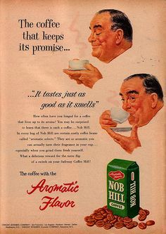 old coffee ads - Google Search