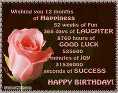 Great BD wish!