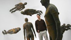 Portrait en bref : Antony Gormley, artiste de la condition humaine