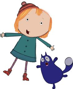 Peg Plus Cat   What would it be like to wake up and find yourself in the middle of a ...
