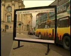 Google Video Outdoor Campaign