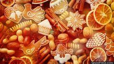 Christmas Gingerbread Cookies - http://wallsfield.com/christmas-gingerbread-cookies-hd-wallpapers/