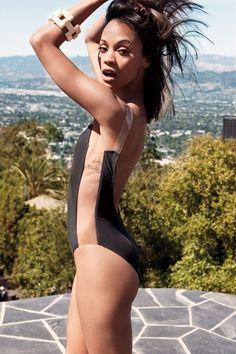 fde8102e39f Zoe Saldana Zoe Saldana, Ezio, Celebs, Celebrities, Hollywood Actresses,  Bowie,