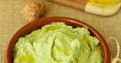 Avocado Hummus ...I'm a little skeptical :-/ but very willing :)