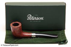 Peterson Aran 268 Tobacco Pipe Fishtail Kit