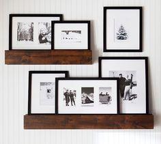 Wood Gallery Single Opening Frames #potterybarn