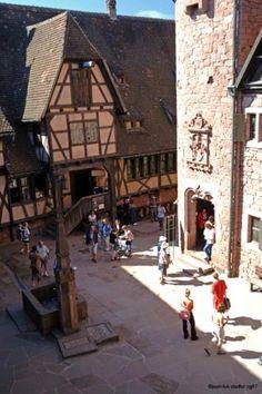 Les visites du château et les ateliers, www.haut-koenigsbourg.fr