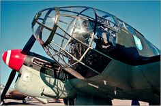 Heinkel He 111 (CASA 2.111), via Flickr.