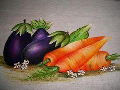 Branco e magenta Terminar de encher com violeta Em cima do violeta fazer sombra com preto Encher de verde folha Do ...