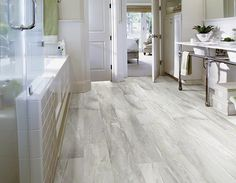Resilient Easy Style - 042VF - Coconut Milk - Flooring by Shaw