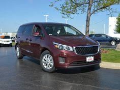 2016 Kia Sedona for sale at Gary Lang Kia in McHenry, IL