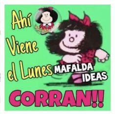 Mafalda Quotes, Humor Grafico, Emoticon, Comic Books, Comics, Memes, Charlie Brown, Snoopy, Ideas