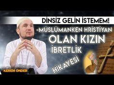 Müslümanken Hristiyan olan kızın ibretlik hikâyesi - Dinsiz gelin istemem! / Kerem Önder - YouTube Baseball Cards, Sports, Youtube, Hs Sports, Sport, Youtubers, Youtube Movies