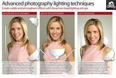 3 advanced studio lighting techniques every portrait photographer should try