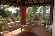 The Shergarh Tented Camp, Madhya Pradesh, India Madhya Pradesh, Tent Camping, Hotels And Resorts, Travel Destinations, Eco Friendly, Around The Worlds, Patio, India, Luxury