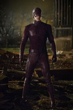 Grant Gustin as Barry Allen/The Flash on The CW