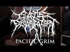 "Cattle Decapitation performs ""Pacific Grim"" at Flatline Audio, where they also recorded ""The Anthropoc..."