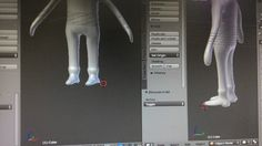 3d Character, don't know to named it :p