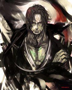 One Piece | Shanks (@tsuyomaru1a)