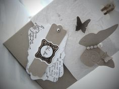 Workshop für schöne Verpackungen bei beadsdesignlove.blogspot.de