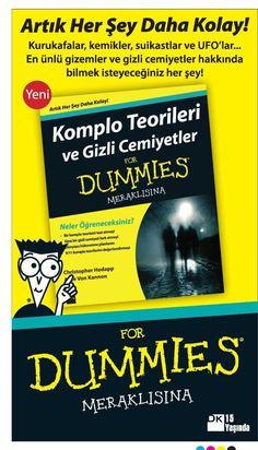 Komplo Teorileri Ve Gizli Cemiyetler For Dummies