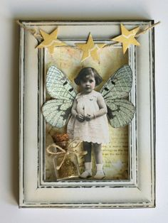 Fairy ATC by Anuszka