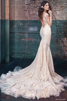 Galia Lahav Spring 2016 Wedding Dresses | http://www.deerpearlflowers.com/galia-lahav-spring-2016-wedding-dresses/