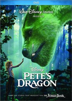 Pete's Dragon I give five stars be prepared to cry both sad and happy. A great story and great artwork!