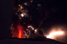 Eyjafjallojokull vulkaan op IJsland