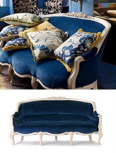 I would have loved this when I was planning on decorating my living room French country :(