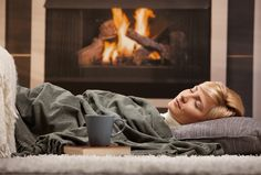 #Humans Need More #Sleep in #Winter You need more sleep in winter than in #summer to reboot your immunity. Allow yourself an extra half hour of #sleep for winter resistance.
