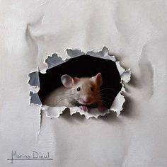 Mouse http://marinadieul.com/souris-11-e/marina-dieul-animals.html