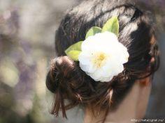 Украсить волосы цветами. Обсуждение на LiveInternet - Российский Сервис Онлайн-Дневников