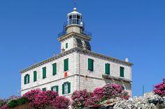 Lighthouse Susac (Croatia)