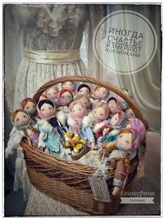 #куклыбаяновойекатерины Doll Display, Doll Hair, Dolls, Mini, Handmade, Cloth Art Dolls, Trapillo, Puppet, Doll