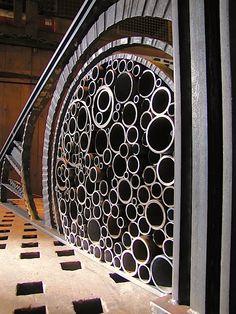 bubbles & squiggles #architectural #ironwork #railing #markpuigmarti - mark puigmarti