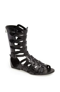 Heart Soul 'Catalina' Gladiator Sandal available at #Nordstrom