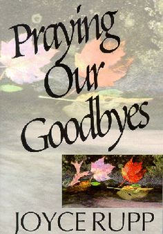It is designed to help readers reflect, ritualize, and re-orient themselves -- to help heal the hurts caused by goodbyes and the anxieties e...