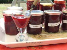 La cuisine en amateur de Maryline: Confiture de prunes